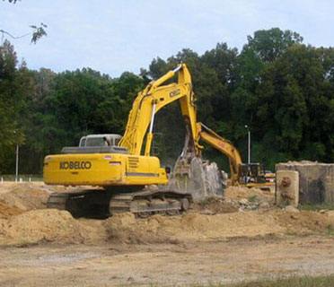 Fort Eustis – New Housing Site Work